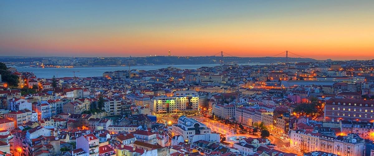 La nuit à Lisbonne
