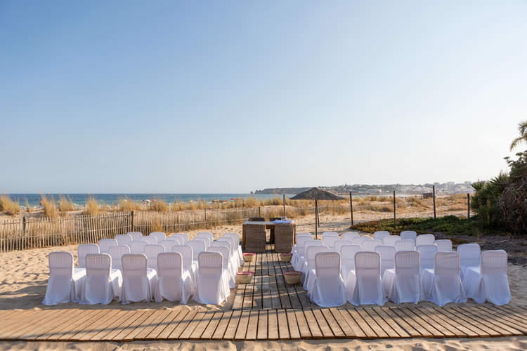 mariage plage algarve. Black Bedroom Furniture Sets. Home Design Ideas